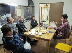米沢で一番有名な料亭「こんどう」のご主人