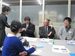 すでに黒田先生のホスピタリティでデロデロになっているみなさん